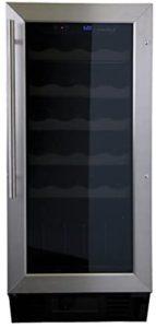 Haier HVCE15BBH Built-In or Freestanding 26-Bottle Wine Cellar Review