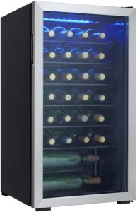 Danby 36 Bottle Freestanding Wine Cooler Review