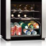 MIDEA WHS-64W 16-Bottle Wine Cooler Review