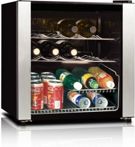 midea WHS-64W 16-Bottle Wine Cooler Review