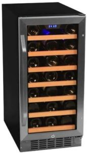 Edge Star 30 Bottle Built-In Wine Cooler