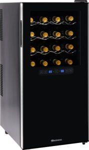 Wine Enthusiast Silent 32 Bottle Touchscreen Wine Refrigerator